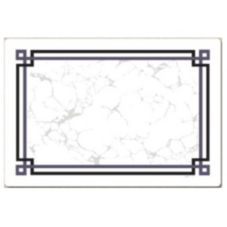 Dinex DX5330RR Avanti II Tray Cover for Architectural Tray - 1000 / CS