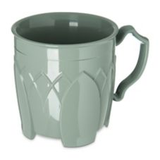 Dinex DX500084 Fenwick Sage 8 Oz. Insulated Mug - 48 / CS