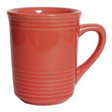 Tuxton® CNM-085 8 Oz. Cinnebar Gala Mug - 24 / CS