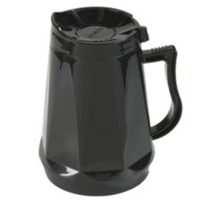 Dinex DX116003 Black 33.81 Oz. Beverage Server