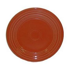"Homer Laughlin China 463334 Fiesta® Paprika 6-1/8"" Plate - 12 / CS"