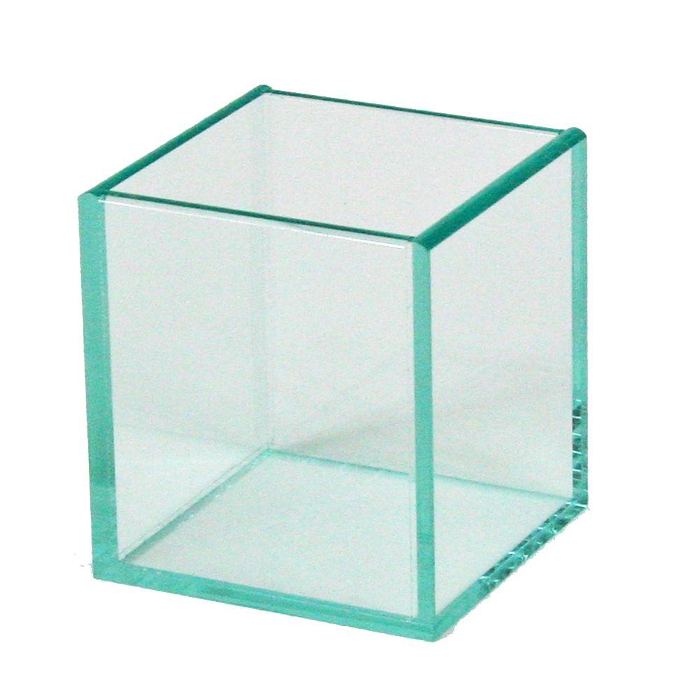 "CAL-MIL C4X4ACRYLIC Clear Glass 4"" x 4"" Jar at Sears.com"