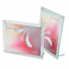 "Deflecto Superior Image® Beveled Edge 5 x 7"" Sign Holder"