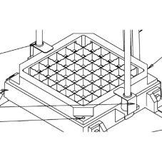 NEMCO® 55485-2 Easy LettuceKutter™ Blade Assembly