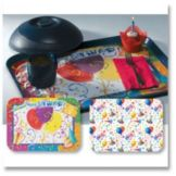 Hoffmaster® 427277 Birthday / Celebrations Traymats - 500 / CS