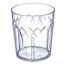 Dinex® DXFT907 Fenwick Clear 9 Oz. Tumbler - 72 / CS