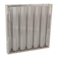"FMP® 129-2054 Aluminum 20"" x 25"" Baffle Filter"