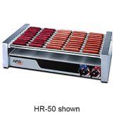 APW Wyott HR-20 Hotrod® 120-Volt Hot Dog Roller Grill
