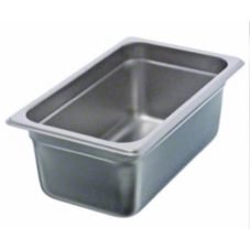 "Update SPH-254 S/S Fourth-Size x 4""D Steam Table Pan"