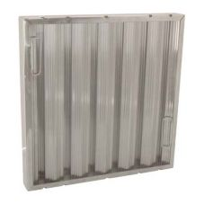 "Franklin Machine Products Aluminum 16 x 20"" Baffle Filter"