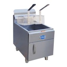 Globe Food GF30PG Countertop 30-LB Capacity Liquid Propane Gas Fryer