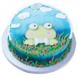 Bakery Crafts® Frog Flexi Adorn Set