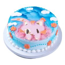 Bakery Crafts® CAL-803 Cat Flexi Adorn Set - 6 / BX