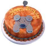 Bakery Crafts® CAL-804 Bear Flexi Adorn Set - 6 / BX