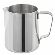 Winco® WP-14 S/S 14 Oz. Frothing Pitcher