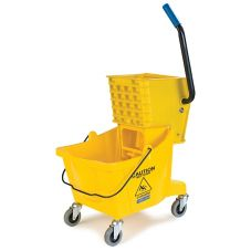 Carlisle® 3690804 Flo-Pac® 26 Qt. Yellow Bucket