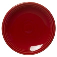 "Homer Laughlin China 463326 Fiesta® Scarlet 6-1/8"" Plate - 12 / CS"