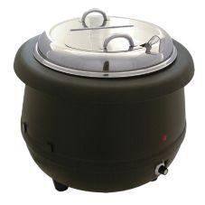 Update International ESW-10AL 10.5 Qt. Electric Soup Kettle