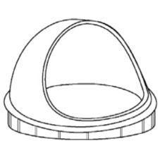 Waring® 501812 Juicer Hood for JC4000
