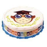 Lucks™ 16635 Edible Image® Graduation Owl - 12 / BX