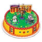 DecoPac 33532 Madagascar 3 Three Ring Circus DecoSet - 6 / BX