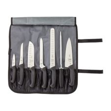 Mercer Cutlery M21820 Millennia™ 8-Piece Knife Roll Set