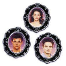 DecoPac® TWI-200 Twilight Breaking Dawn Cupcake Rings