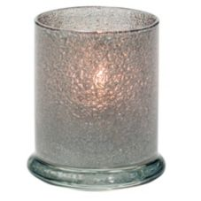 Hollowick® 6147SJ Smoke Jewel Glass Votive Column Lamp