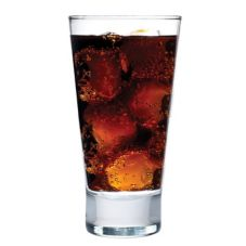 Anchor Hocking 90236 Omega 16 oz Cooler Glass - 12 / CS