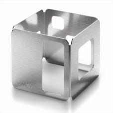 """Rosseto® D62977 5.5"""" x 5.5"""" Stainless Steel Square Riser"""