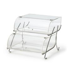 Rosseto® BAK2937 Double Tier Bakery Display Case