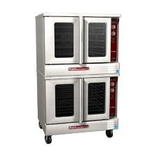 Southbend SLGB/22CCH (CASTERS) Double Stack Convection Oven