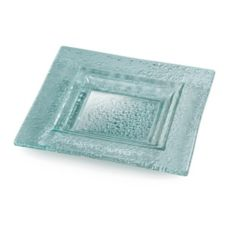 "Rosseto® 10.5"" Square Glass Platter"