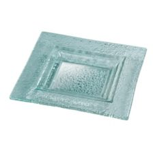 "Rosseto® GSP14 14"" Square Glass Platter"