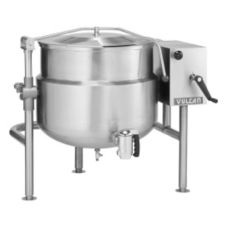 Vulcan Hart K40DLT Electric 40 Gallon 2/3 Jacketed Tilting Kettle