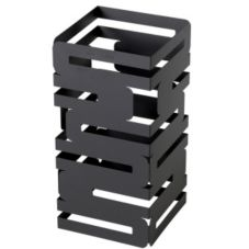 "Rosseto® 6""x12"" Black Multi-Level Riser"