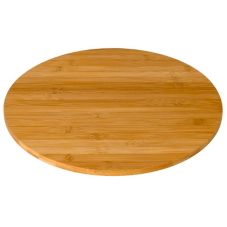 "Rosseto® BP400 12"" Round Bamboo Display Platter"