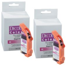 DecoPac 12915 Color Ink 14 ML iP3500 Magenta Cartridge - 2 / PK
