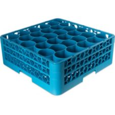 Carlisle® RW30114 NeWave™ 30-Compartment Glass Rack