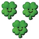 Lucks™ 48132 Dec-Ons® Happy Face Clover - 120 / BX