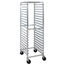 CresCor 275-70-1820-KD Angled Edge Mobile Knock Down Utility Rack