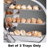 Spring USA® XC3254T*3 XCESSories Trays F/ Medium Display Wheel Set