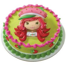 DecoPac 15664 Strawberry Shortcake - 6 / BX
