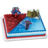 DecoPac 33913 Spiderman 4 & Lizard DecoSet - 6 / BX