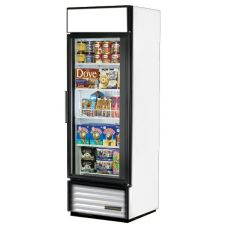 True Food Service Glass Door Freezer Merchandiser