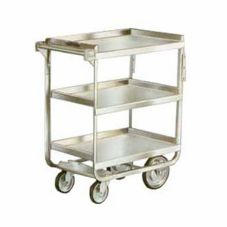 Lakeside® 511 S/S 700 Lbs. Capacity Utility Cart with 3 Shelves