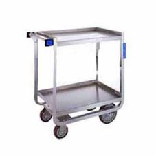 Lakeside® 510 S/S 700 Lbs. Capacity Utility Cart with 2 Shelves
