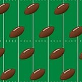 "Bemiss Jason 1273-3 48"" x 25' Football Corobuff Wrap"
