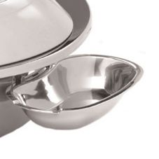 CookTek Stainless Steel Spoon Holder (Excluding Spoon)