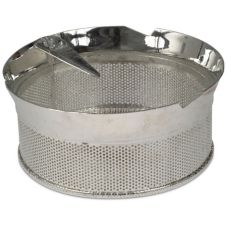 J.B. Prince U728 2 2 mm Grill Sieve for 15 Qt. Food Mill